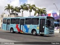 Ônibus de Fortaleza terão gratuidade para condenados do regime aberto