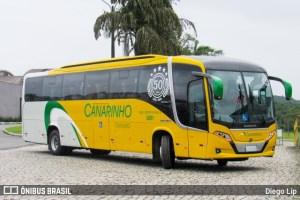 Viação Canarinho renova parte da frota com novo ônibus Busscar