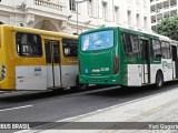 Ônibus voltam a circular no bairro de Sussuarana, em Salvador