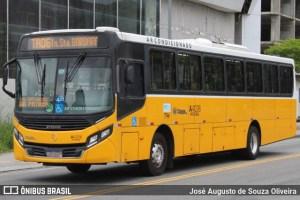 Morre ciclista atropelado por ônibus da Real Auto Ônibus na Zona Sul do Rio de Janeiro