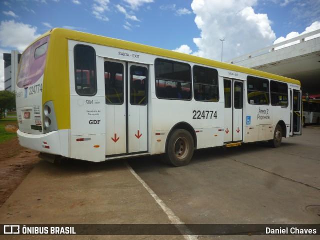 Férias mudam horários de circulação de ônibus no Distrito Federal