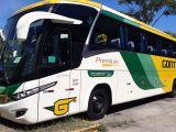 Vídeo: Conheça de perto como ficou os novos ônibus da Gontijo