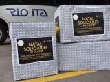 RJ: Empresas de ônibus fazem campanha de Natal para ajudar o Abrigo Cristo Redentor