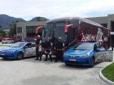 Ao Vivo: Acompanhe a saída do ônibus do Flamengo – AeroFla
