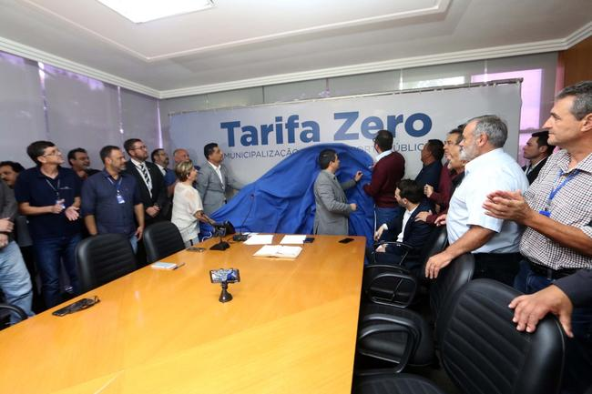 Prefeitura de Ponta Grossa anuncia implantação do projeto Tarifa Zero