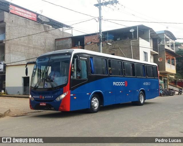 Viação Rio Doce segue mudando a identidade visual de seus antigos ônibus