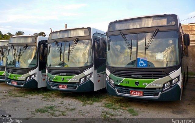 Governo Federal libera financiamentos para aquisição de ônibus em sete cidades do Rio de Janeiro