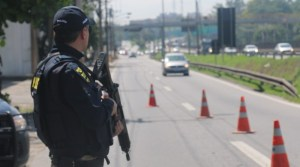 PRF inicia Operação Ano Novo nas rodovias federais do RJ