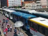 Rodoviários do Recife voltam paralisar ônibus