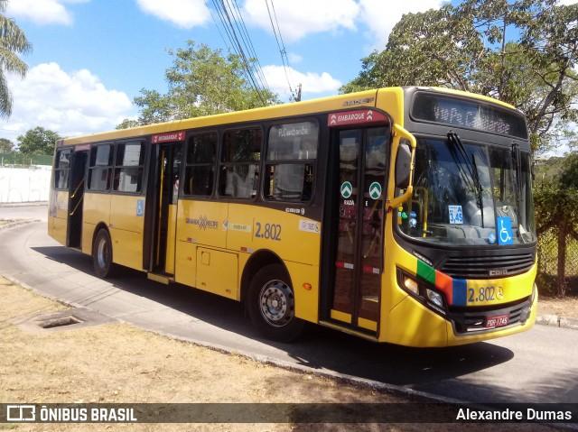 PE: Ônibus do Grande Recife terão que renovar com ar condicionado a partir de 2023