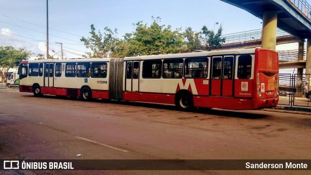 Terror e pânico durante assalto a ônibus articulado em Manaus