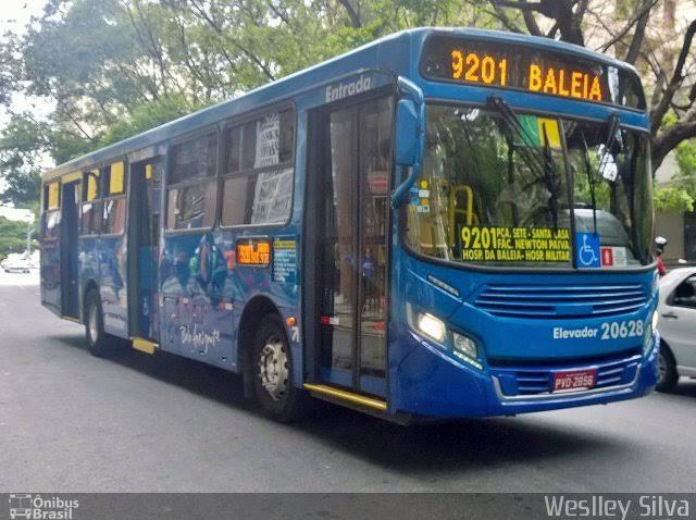 PM prende homem por importunação sexual dentro de ônibus em Belo Horizonte
