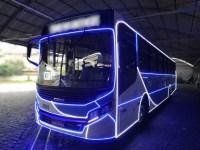 RJ: Natal Imperial contará com ônibus iluminados em Petrópolis