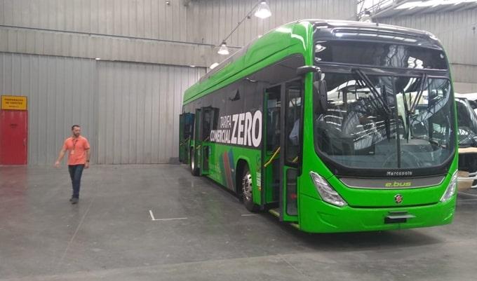 RJ: Novo ônibus Tarifa Comercial Zero chega quinta-feira em Volta Redonda