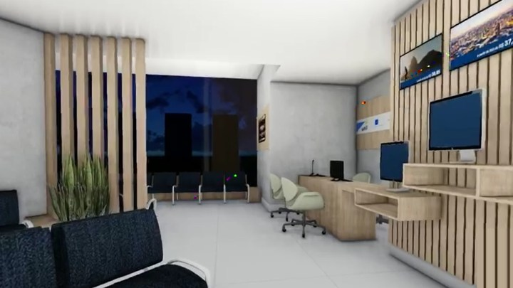 Grupo Guanabara estréia nova sala Vip na Rodoviária do Rio