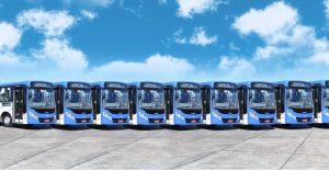 ES: Cachoeiro de Itapemirim vai testar ar-condicionado em 10% da frota de ônibus