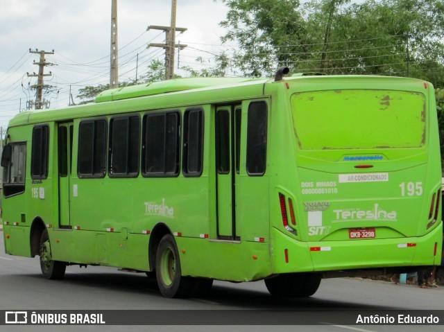 Justiça de Teresina determina que ônibus da Zona Sudeste voltem circular