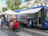Ônibus de atendimento da Comissão de Defesa do Consumidor da ALERJ vai atender em Itaboraí