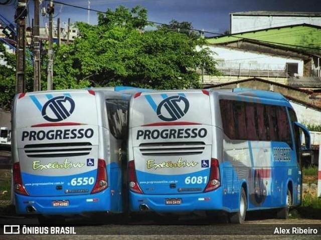 PE: Ônibus da Auto Viação Progresso seguem apreendidos na PRF na BR-423