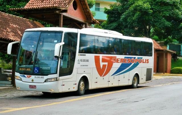 RJ: Viação Teresópolis altera ponto final em São José do Vale do Rio Preto