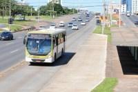 DF terá corredor exclusivo para ônibus também aos finais de semana