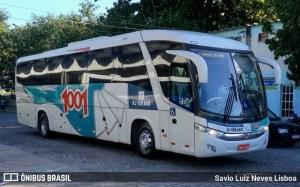 RJ: Auto Viação 1001 já se movimenta para o Carnaval na Região dos Lagos