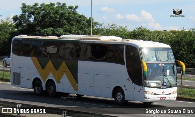 Viação Motta segue vendendo seus ônibus mais antigos na frota
