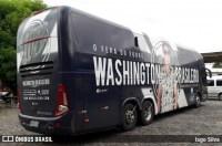 SP: Ônibus do Washington Brasileiro quebra e cantor mostra a realidade em vídeo