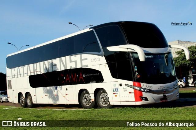 PR: Bandidos assaltam ônibus da Catarinense na BR-116
