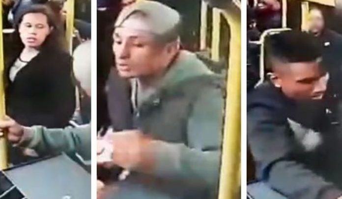 Bandidos fazem arrastão em ônibus de Curitiba neste sábado