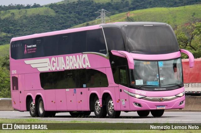 Viação Aguia Branca nega informação sobre possível compra de empresa de ônibus