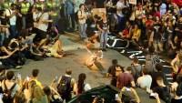 Ato contra o aumento da tarifa do transporte público de São Paulo termina em confusão