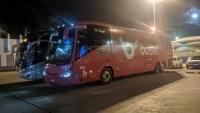 Dois ônibus da Buser acabam apreendidos em Goiânia neste fim de semana
