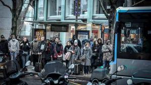 França segue no 29º dia de paralisação