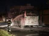 SP: Sorocaba teve mais um ônibus incendiado neste domingo 19