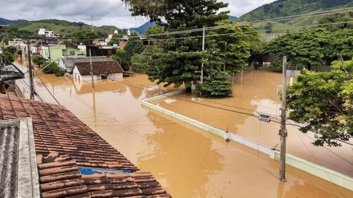 RJ: Prefeitura de Porciúncula cancela carnaval e trabalha na recuperação da cidade após as inundações