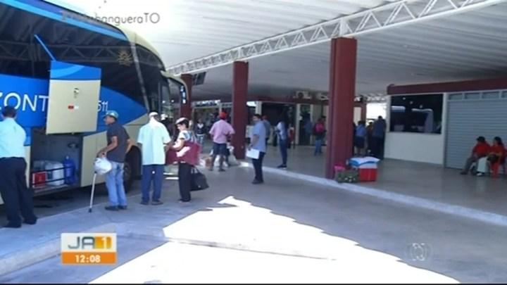 Justiça do Tocantins determina que empresas de ônibus garantam vagas gratuitas para idosos