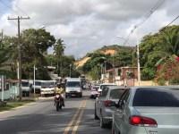Moradores realizam protestos contra reajuste da passagem de ônibus em Maceió
