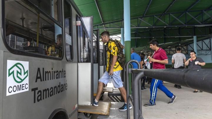 PR: Comec reforça linhas de Campo Largo, Almirante Tamandaré e Campo Magro