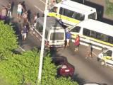 Rio: Manifestação de motoristas de vans fecha parte da Avenida Brasil nesta manhã