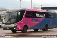 Jovem que viajou em compartimento de roda de ônibus em Porto Velho tenta mesma façanha em ônibus da TransBrasil