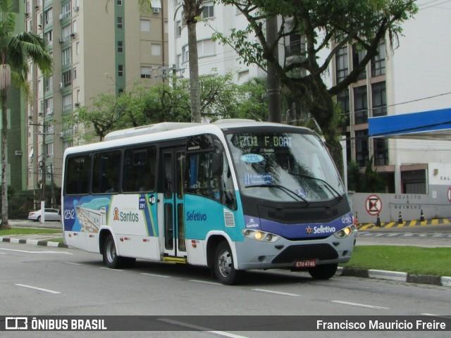 SP: Rodoviários do serviço Seletivo realizam paralisação em Santos