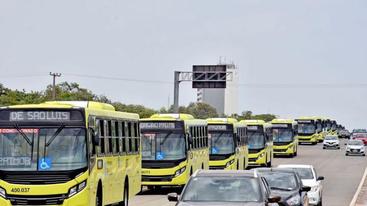Prefeitura de São Luís determina a circulação de 100% da frota do transporte urbano durante o Carnaval