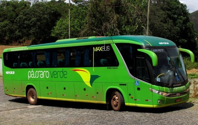 MG: Casal de argentinos é apreendido durante interceptação de ônibus da Pássaro Verde, após furto em hotel de Ouro Preto