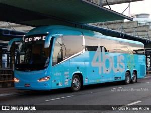 4Bus é proibida de operar em Santa Catarina