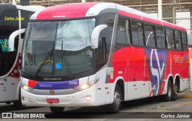 Agepan suspende operações da Viação São Luiz em duas linhas e autoriza outras empresas habilitadas