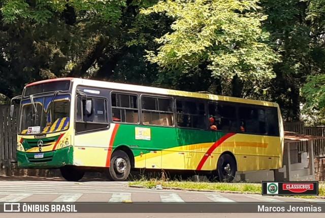 RS: Ônibus ex-Trel do Rio de Janeiro segue circulando em Porto Alegre