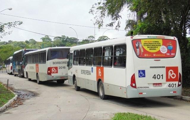 Rodoviários do Recife podem realizar paralisação durante o carnaval