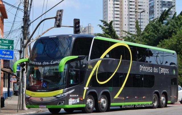 Expresso Princesa dos Campos suspende a linha São Paulo x São Miguel do Oeste x São Paulo nesta segunda-feira