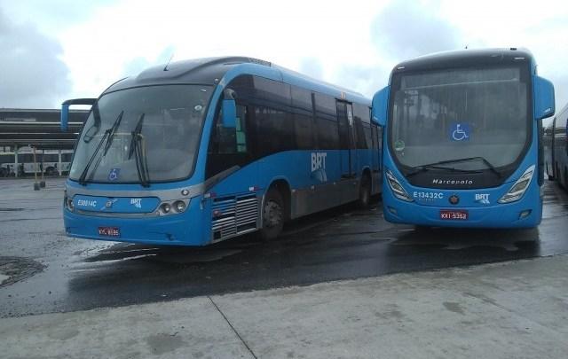 Primeira segunda-feira de fevereiro começa com problemas no BRT RIO